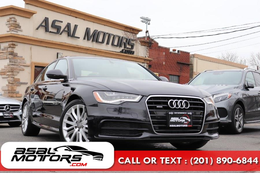 Used 2014 Audi A6 in East Rutherford, New Jersey | Asal Motors. East Rutherford, New Jersey