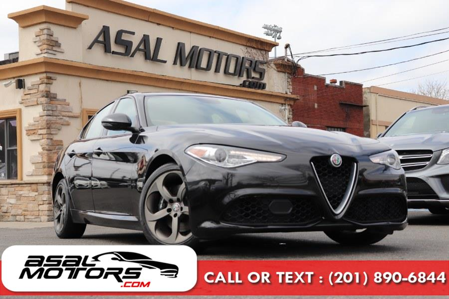 Used 2017 Alfa Romeo Giulia in East Rutherford, New Jersey | Asal Motors. East Rutherford, New Jersey