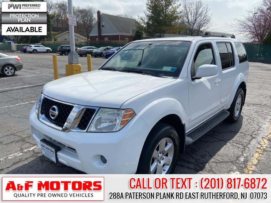 Used 2009 Nissan Pathfinder in East Rutherford, New Jersey | A&F Motors LLC. East Rutherford, New Jersey