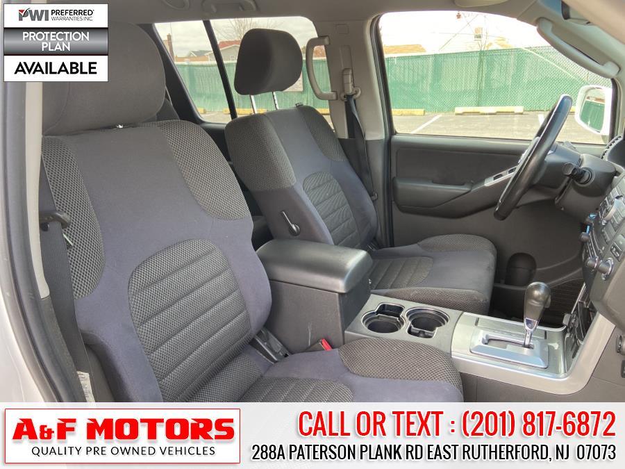 Used Nissan Pathfinder 4WD 4dr V6 SE 2009 | A&F Motors LLC. East Rutherford, New Jersey