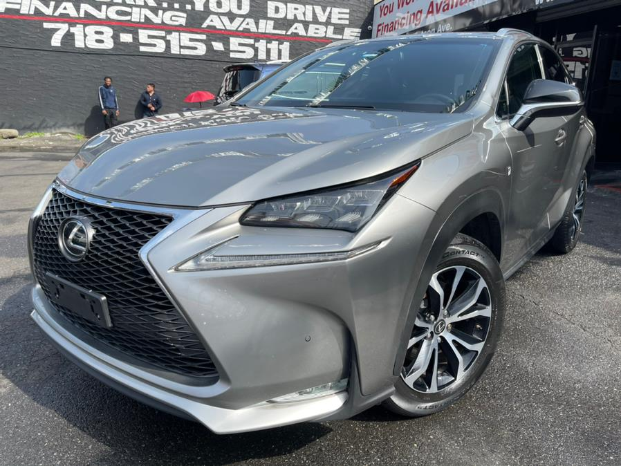 Used 2015 Lexus NX 200t in Bronx, New York | Champion Auto Sales Of The Bronx. Bronx, New York