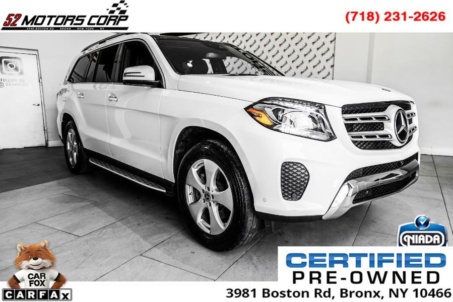 Used 2018 Mercedes-Benz GLS in Woodside, New York | 52Motors Corp. Woodside, New York