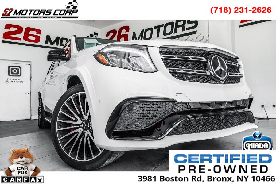 Used 2017 Mercedes-Benz GLS in Woodside, New York | 52Motors Corp. Woodside, New York