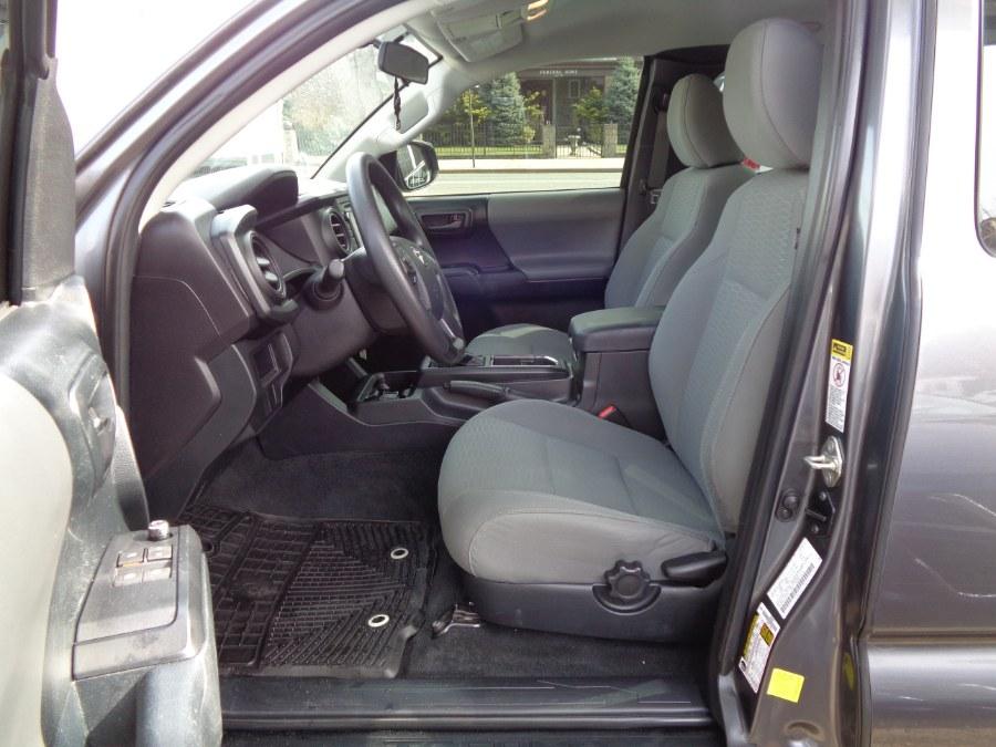 Used Toyota Tacoma 4C EXT CAB 2.7L SR 2016   Top Speed Motors LLC. Jamaica, New York