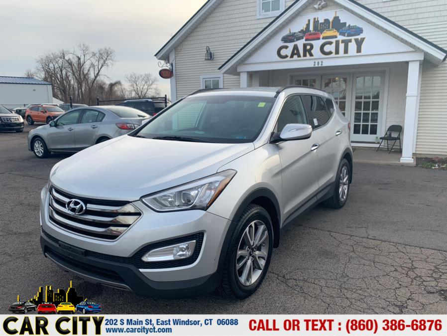 Used Hyundai Santa Fe Sport AWD 4dr 2.0T 2016 | Car City LLC. East Windsor, Connecticut