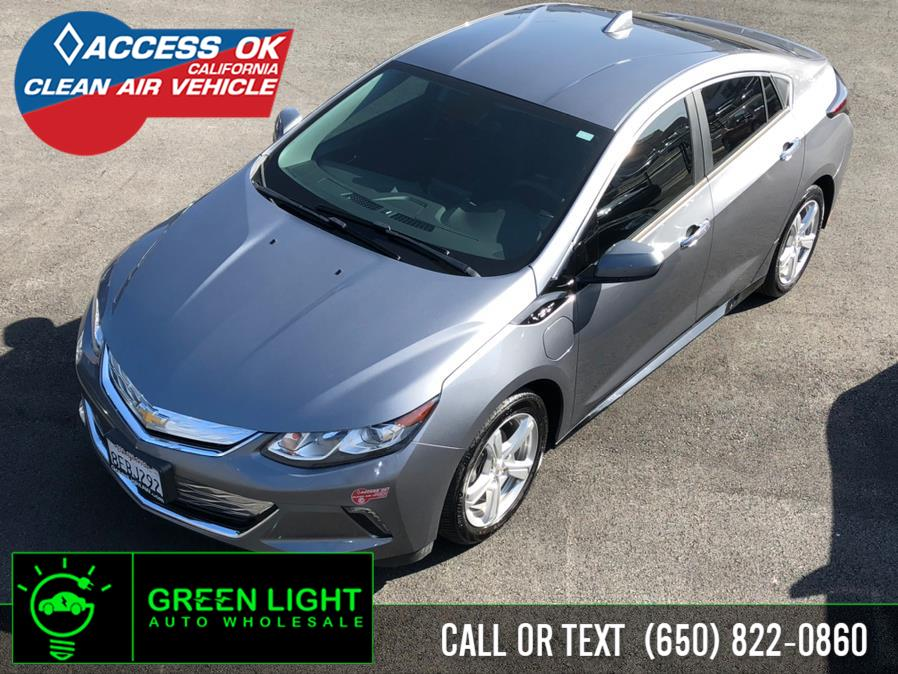 Used 2018 Chevrolet Volt in Daly City, California | Green Light Auto Wholesale. Daly City, California