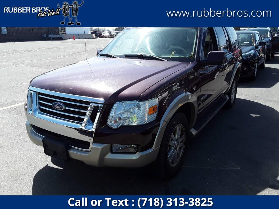 Used 2006 Ford Explorer in Brooklyn, New York | Rubber Bros Auto World. Brooklyn, New York