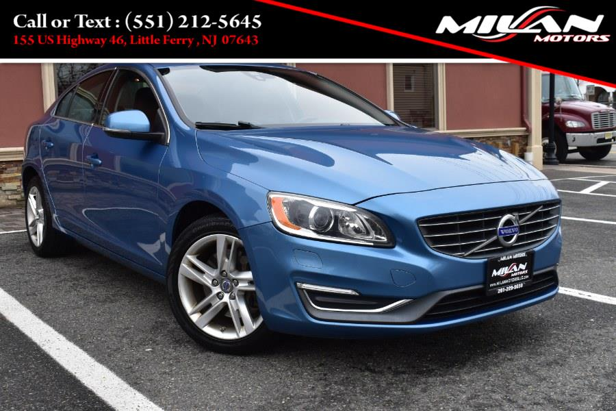 Used Volvo S60 4dr Sdn T5 Premier FWD 2014 | Milan Motors. Little Ferry , New Jersey
