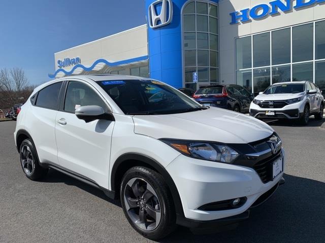 Used 2018 Honda Hr-v in Avon, Connecticut | Sullivan Automotive Group. Avon, Connecticut