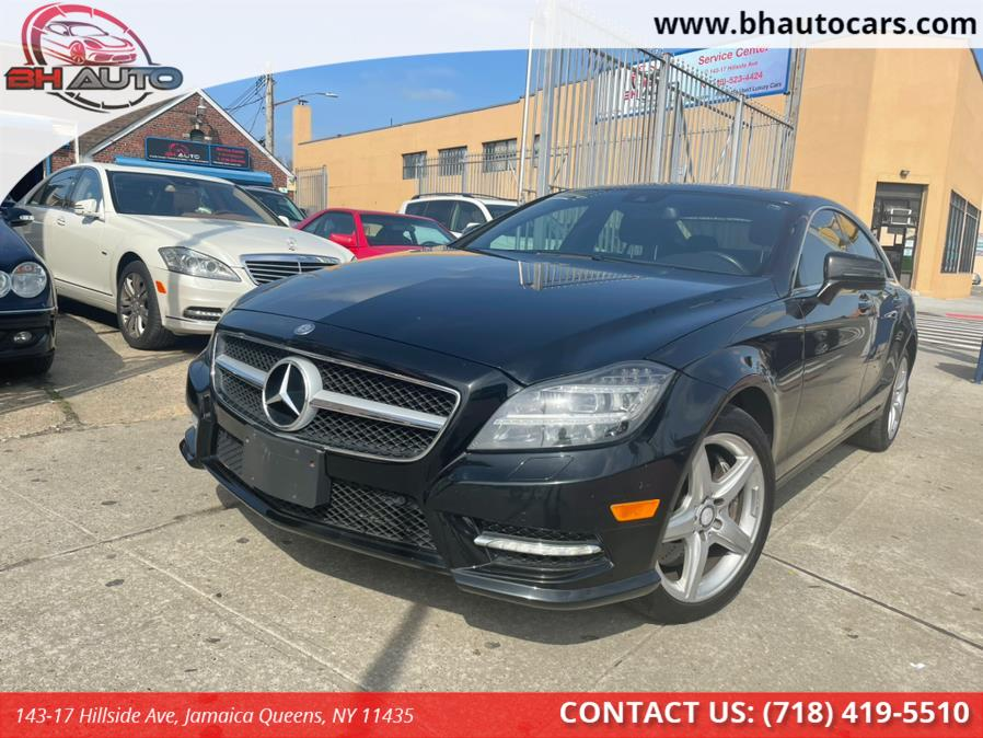 Used 2014 Mercedes-Benz CLS-Class in Jamaica Queens, New York | BH Auto. Jamaica Queens, New York