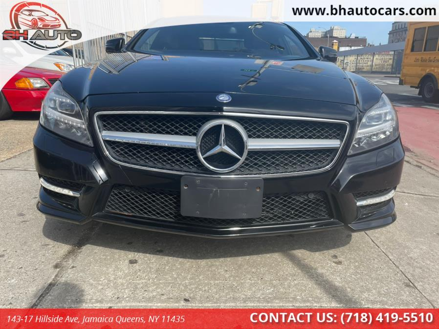 Used Mercedes-Benz CLS-Class 4dr Sdn CLS550 4MATIC 2014 | BH Auto. Jamaica Queens, New York