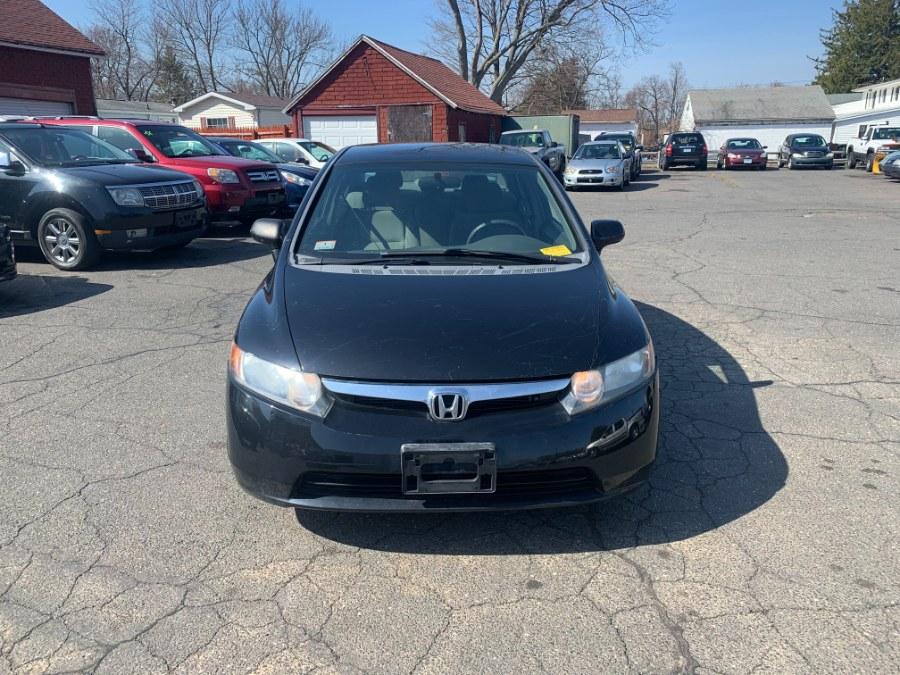 Used Honda Civic Sdn 4dr Auto LX 2008 | CT Car Co LLC. East Windsor, Connecticut