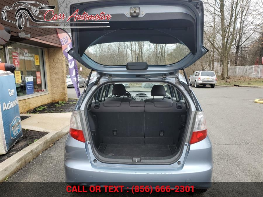 Used Honda Fit 5dr HB Auto 2011   Carr Automotive. Delran, New Jersey