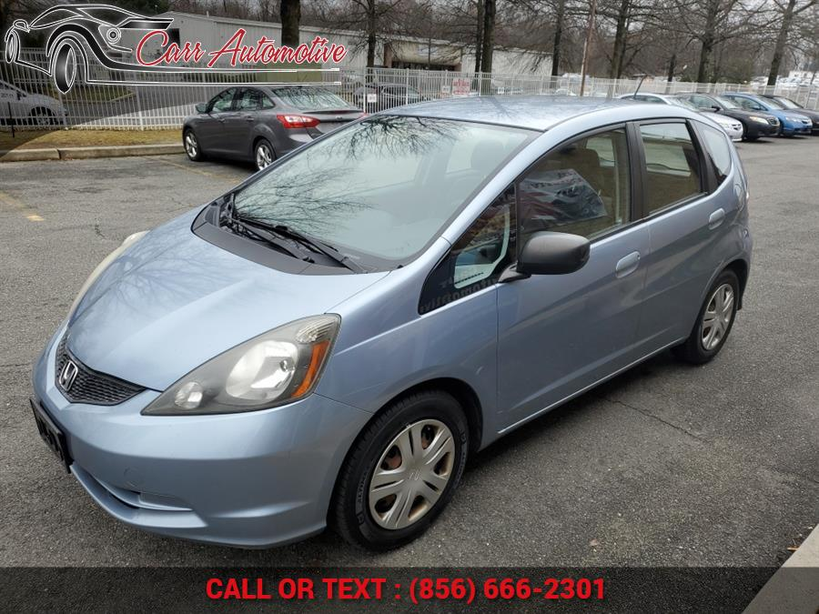 Used Honda Fit 5dr HB Auto 2011 | Carr Automotive. Delran, New Jersey