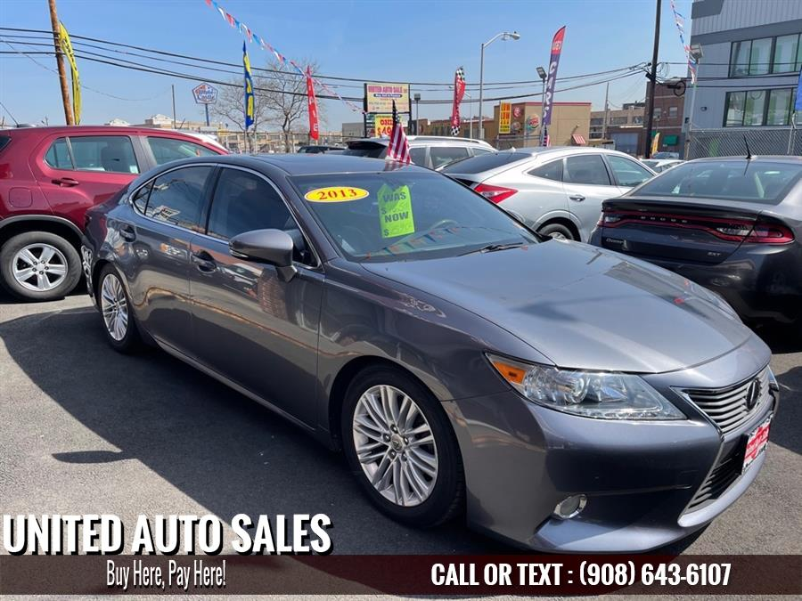 Used 2013 Lexus Es in Newark, New Jersey | United Auto Sale. Newark, New Jersey