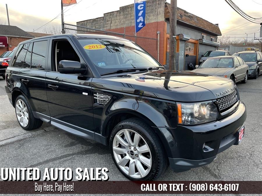 Used 2012 Land Rover Range Rover Spo in Newark, New Jersey | United Auto Sale. Newark, New Jersey