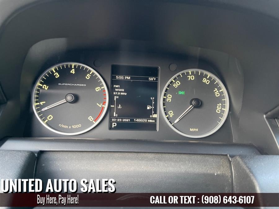 Used Land Rover Range Rover Spo SC 2012 | United Auto Sale. Newark, New Jersey