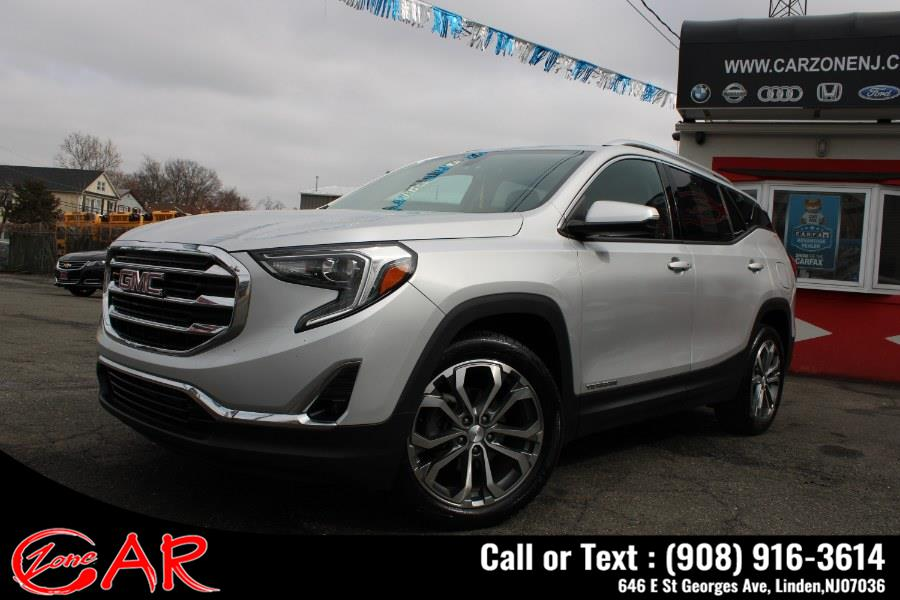 2019 GMC Terrain AWD 4dr SLT, available for sale in Linden, NJ