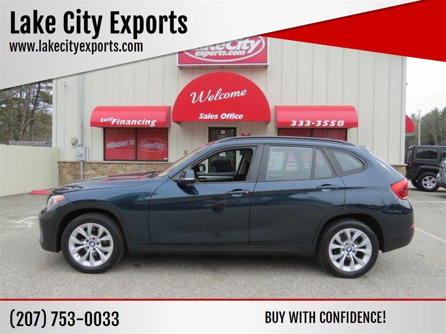 Used BMW X1 xDrive28i AWD 4dr SUV 2014 | Lake City Exports Inc. Auburn, Maine