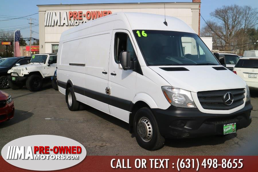 Used 2016 Mercedes-Benz Sprinter Cargo Vans in Huntington, New York | M & A Motors. Huntington, New York