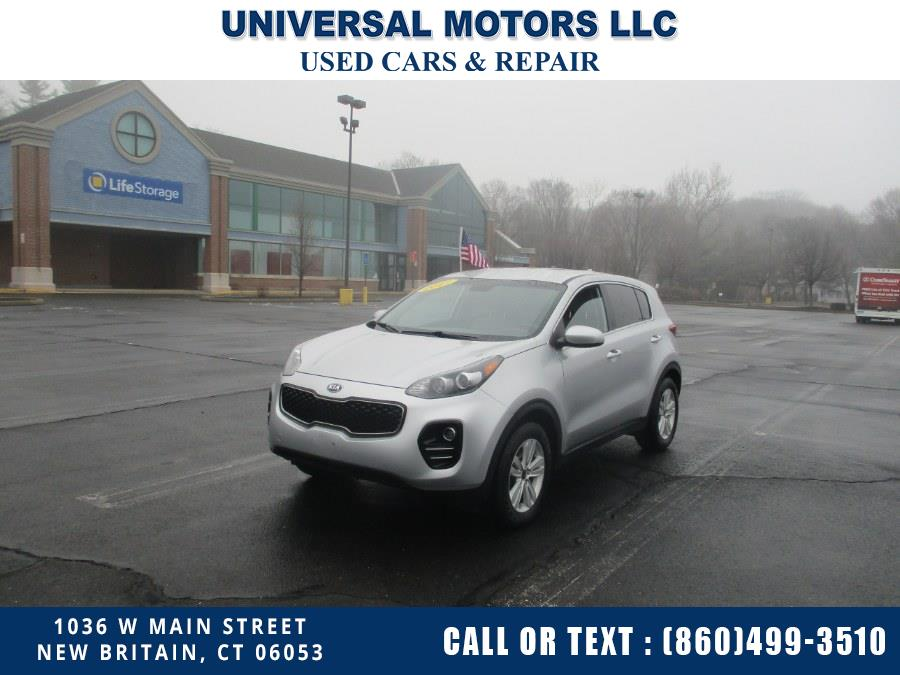 Used 2017 Kia Sportage in New Britain, Connecticut | Universal Motors LLC. New Britain, Connecticut