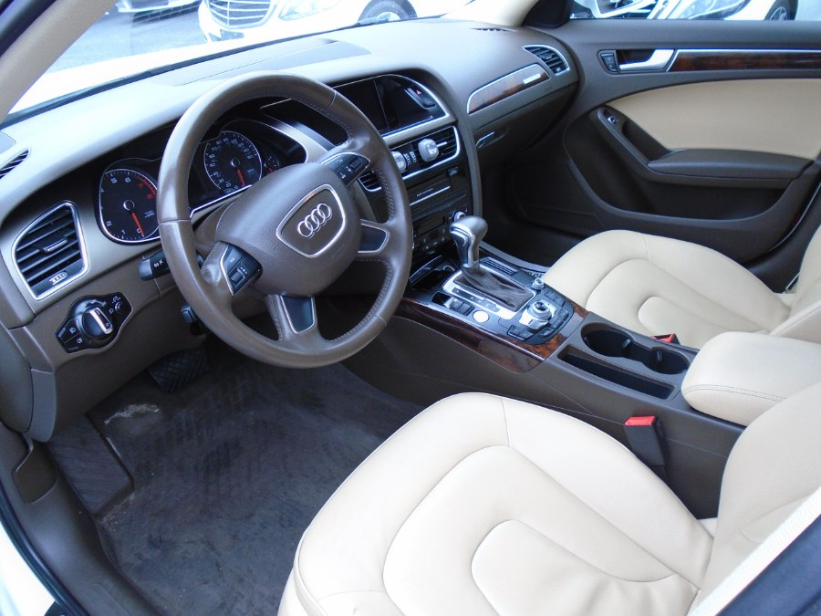 Used Audi A4 4dr Sdn Auto quattro 2.0T Premium Plus 2014 | Jim Juliani Motors. Waterbury, Connecticut