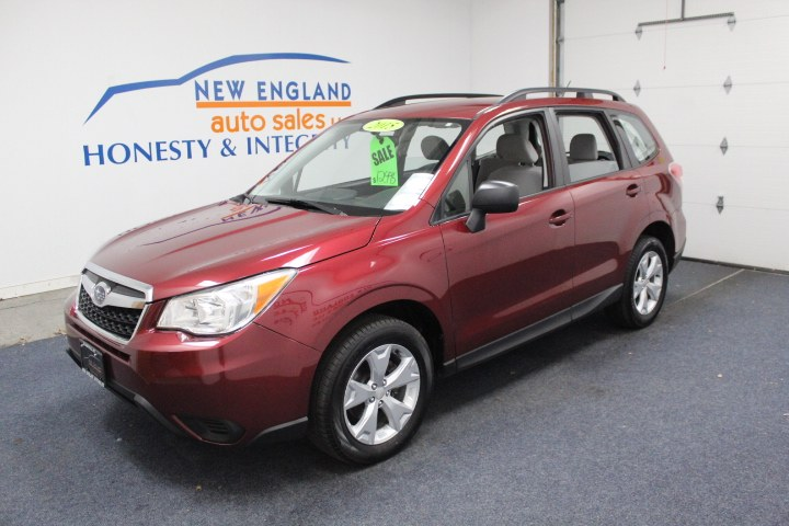 Used 2015 Subaru Forester in Plainville, Connecticut | New England Auto Sales LLC. Plainville, Connecticut