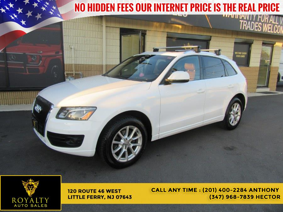 Used 2010 Audi Q5 in Little Ferry, New Jersey | Royalty Auto Sales. Little Ferry, New Jersey