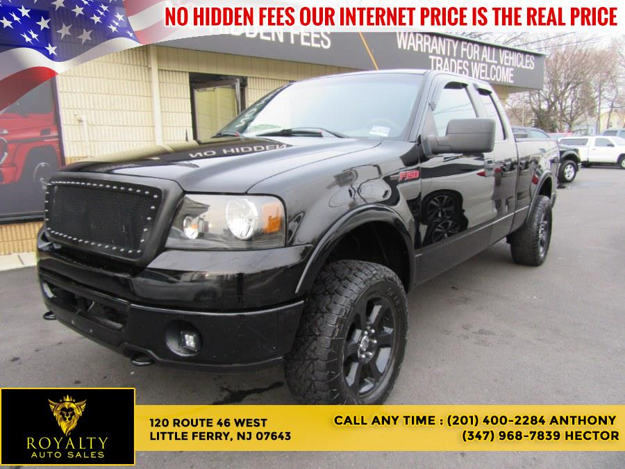 Used 2008 Ford F-150 in Little Ferry, New Jersey | Royalty Auto Sales. Little Ferry, New Jersey