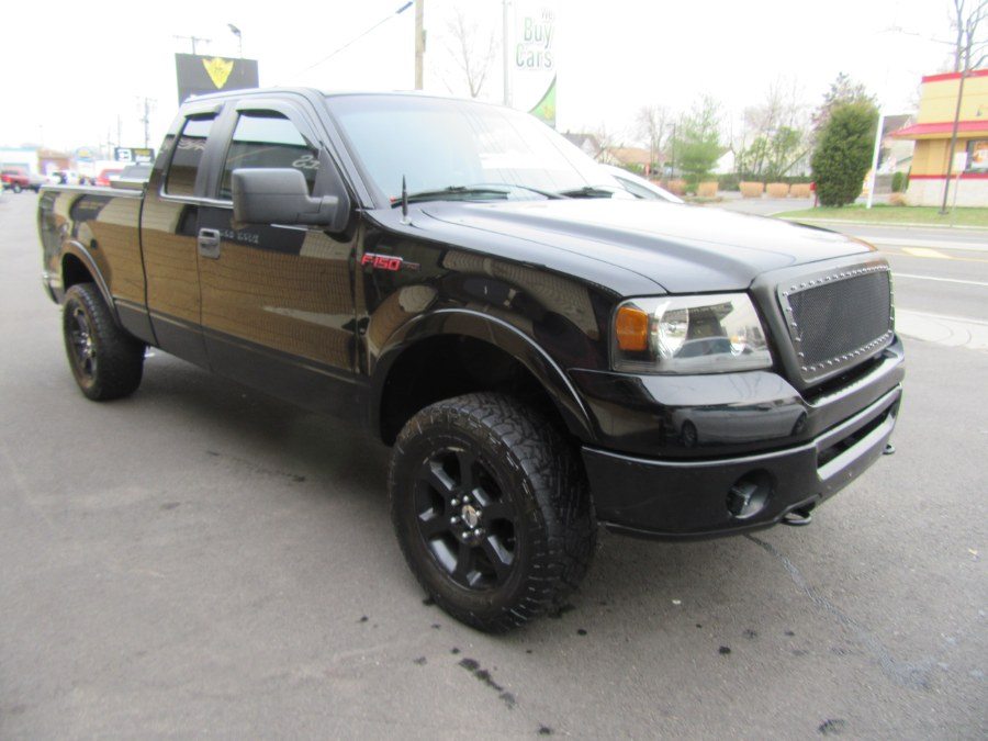 "Used Ford F-150 4WD SuperCab 145"" STX 2008 