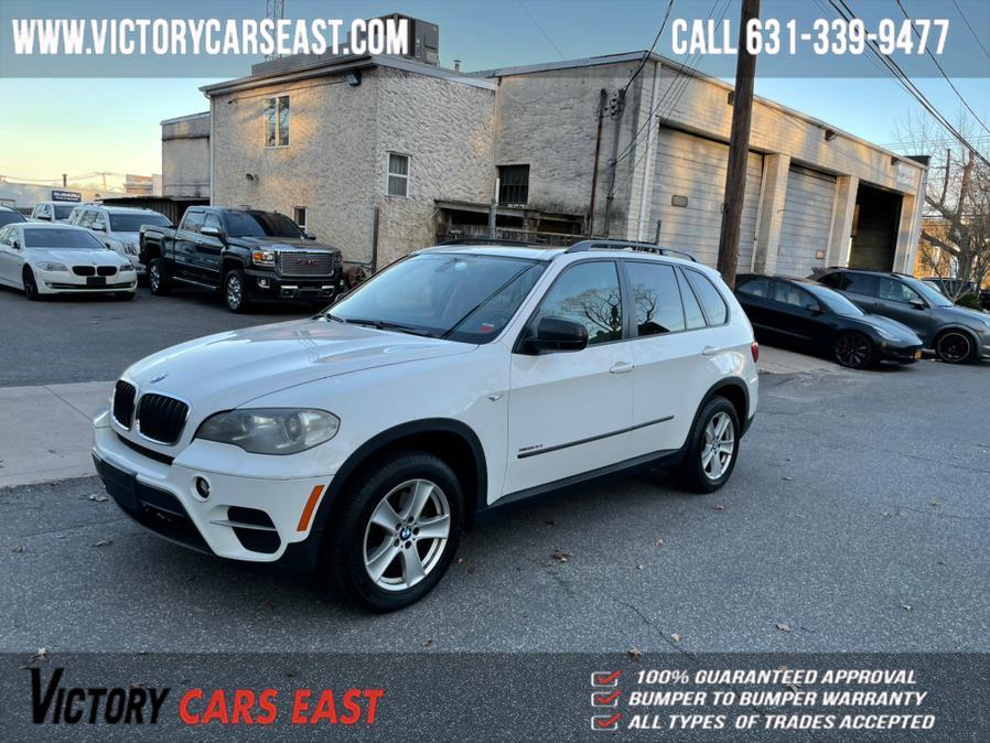 Used BMW X5 AWD 4dr 35i Premium 2012 | Victory Cars East LLC. Huntington, New York