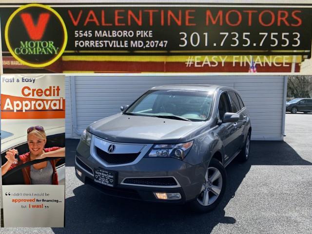 Used 2012 Acura Mdx in Forestville, Maryland | Valentine Motor Company. Forestville, Maryland