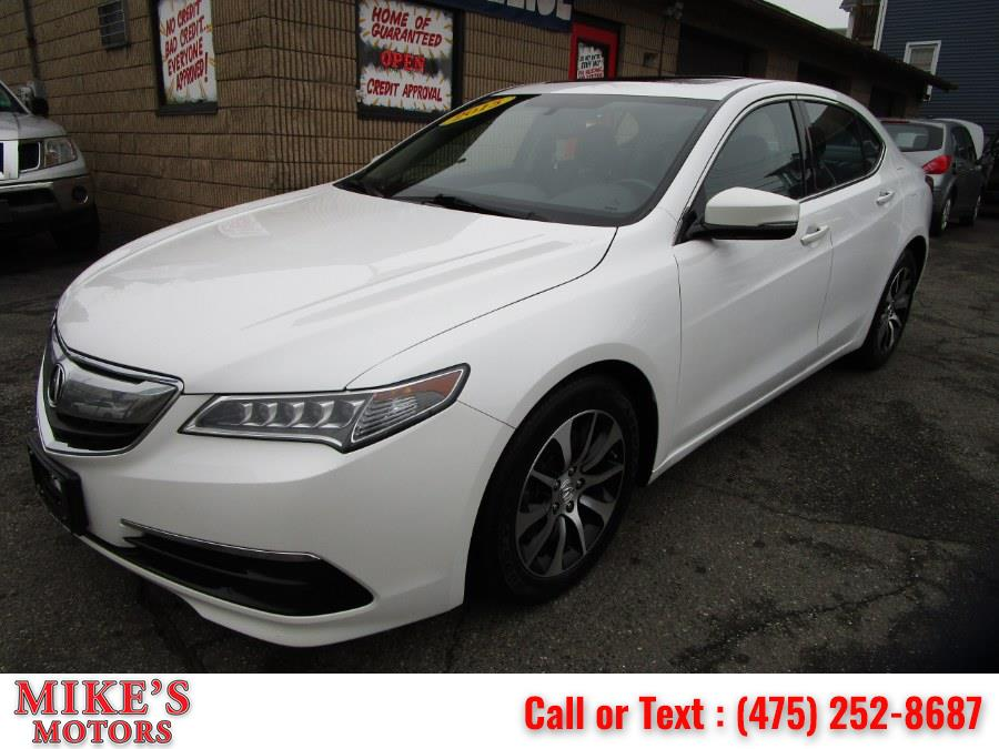 Used 2015 Acura TLX in Stratford, Connecticut | Mike's Motors LLC. Stratford, Connecticut