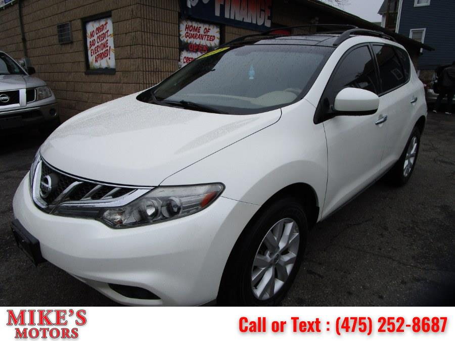 Used 2011 Nissan Murano in Stratford, Connecticut | Mike's Motors LLC. Stratford, Connecticut