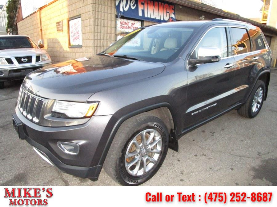 Used 2015 Jeep Grand Cherokee in Stratford, Connecticut | Mike's Motors LLC. Stratford, Connecticut