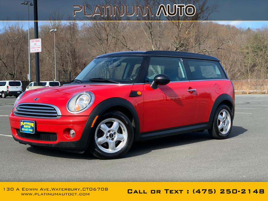 Used 2010 MINI Cooper Clubman in Waterbury, Connecticut | Platinum Auto Care. Waterbury, Connecticut
