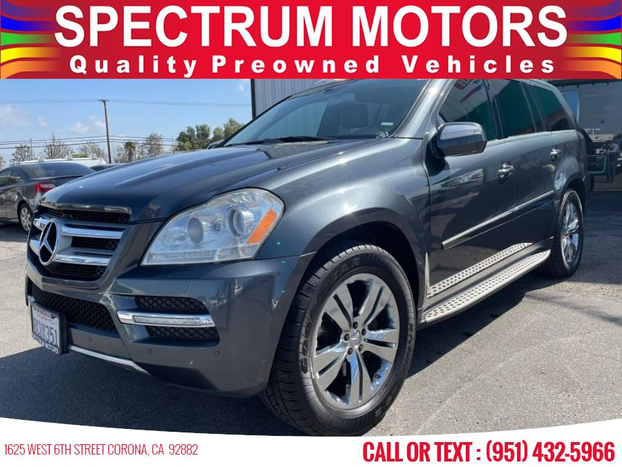 Used Mercedes-Benz GL-Class 4MATIC 4dr GL450 2010 | Spectrum Motors. Corona, California