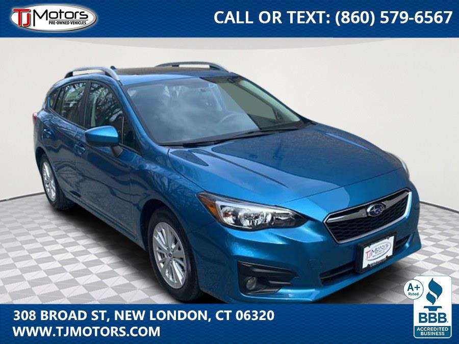 Used 2018 Subaru Impreza in New London, Connecticut | TJ Motors. New London, Connecticut