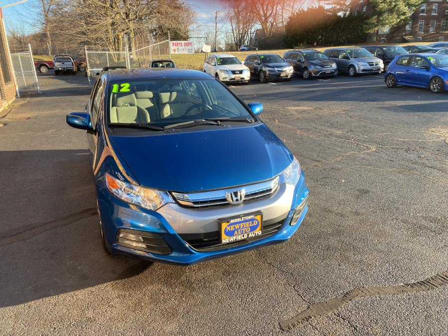 Used Honda Insight 5dr CVT LX 2012 | Newfield Auto Sales. Middletown, Connecticut