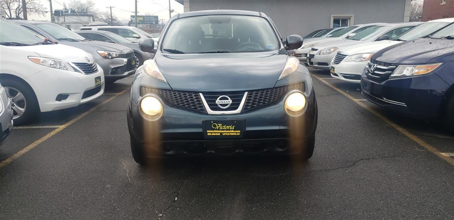 Used 2011 Nissan JUKE in Little Ferry, New Jersey | Victoria Preowned Autos Inc. Little Ferry, New Jersey