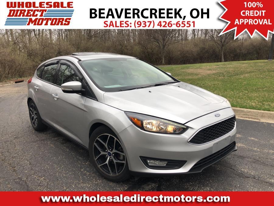 Used Ford Focus SEL Hatch 2018 | Wholesale Direct Motors. Beavercreek, Ohio