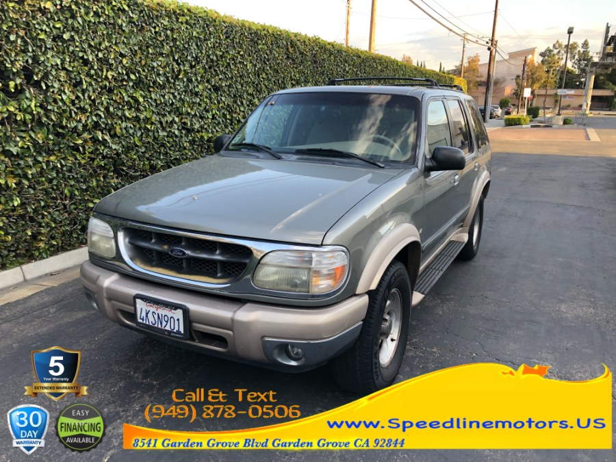 Used 2000 Ford Explorer in Garden Grove, California | Speedline Motors. Garden Grove, California