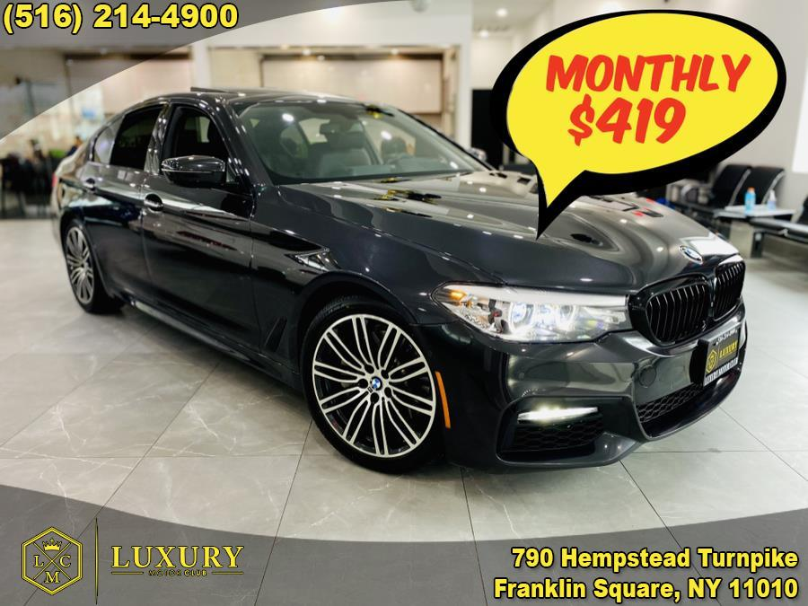 Used 2018 BMW 5 Series in Franklin Square, New York | Luxury Motor Club. Franklin Square, New York