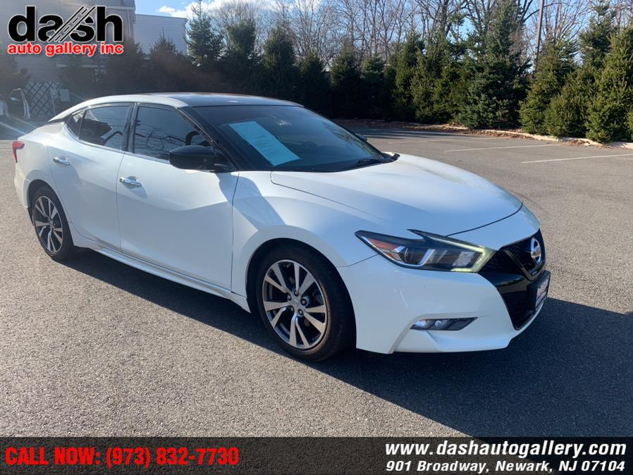 Used 2017 Nissan Maxima in Newark, New Jersey | Dash Auto Gallery Inc.. Newark, New Jersey