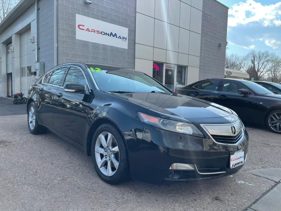 Used 2012 Acura TL in Manchester, Connecticut | Carsonmain LLC. Manchester, Connecticut