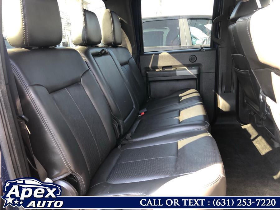 """Used Ford Super Duty F-250 SRW 4WD Crew Cab 172"""" Lariat 2011   Apex Auto. Selden, New York"""