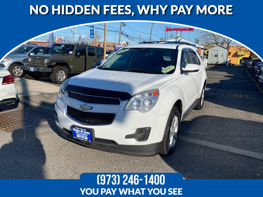 Used Chevrolet Equinox FWD 4dr LT w/1LT 2013 | Route 46 Auto Sales Inc. Lodi, New Jersey