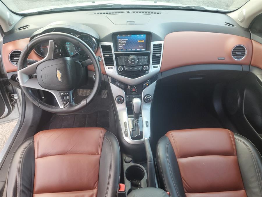 Used Chevrolet Cruze 4dr Sdn LTZ 2014 | Absolute Motors Inc. Springfield, Massachusetts