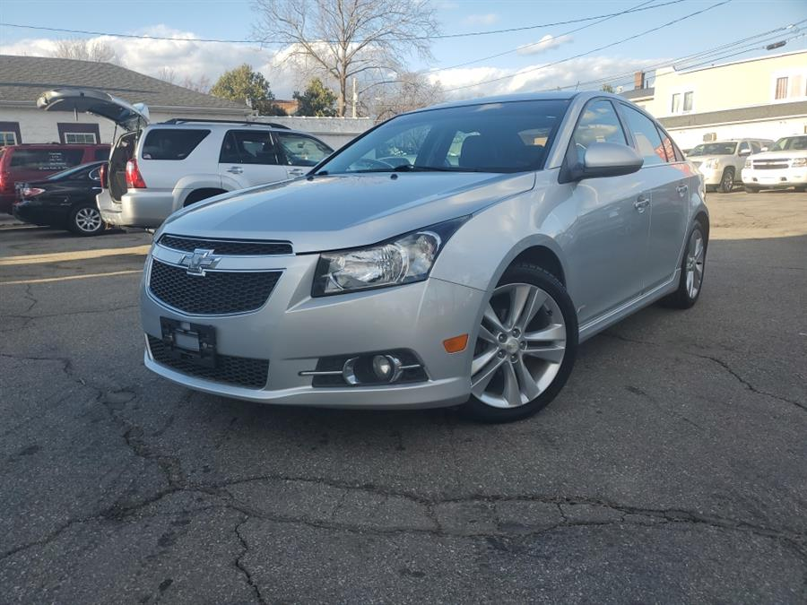Used Chevrolet Cruze 4dr Sdn LTZ 2014 | Absolute Motors Inc. Springfield, Massachusetts