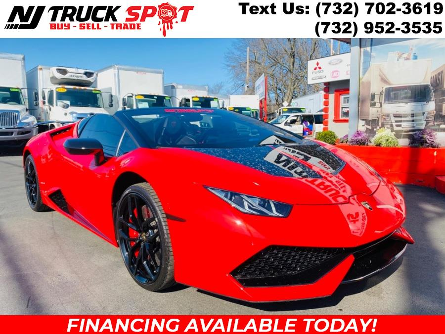 Used 2016 Lamborghini Huracan in South Amboy, New Jersey | NJ Truck Spot. South Amboy, New Jersey